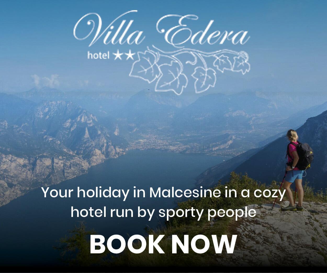 Hotel Villa Edera Malcesine 360gardalife en