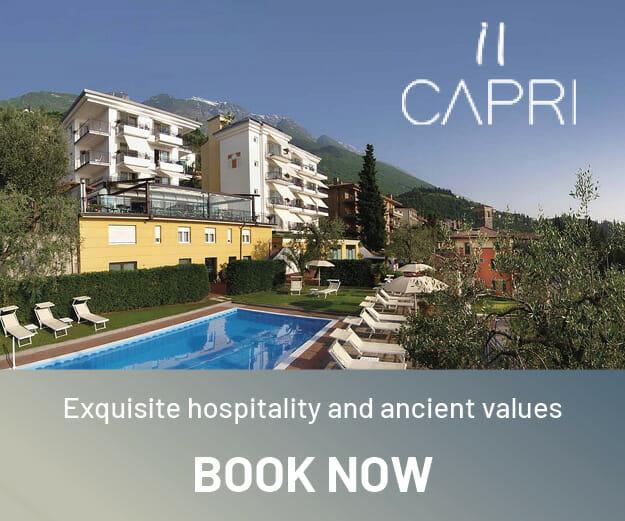 Hotel Capri 360gardalife en 1