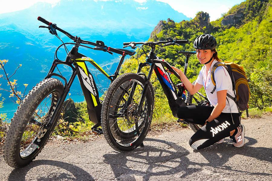 2 e-bike fantic