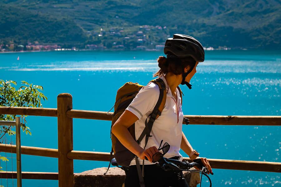 e-bike lago di garda
