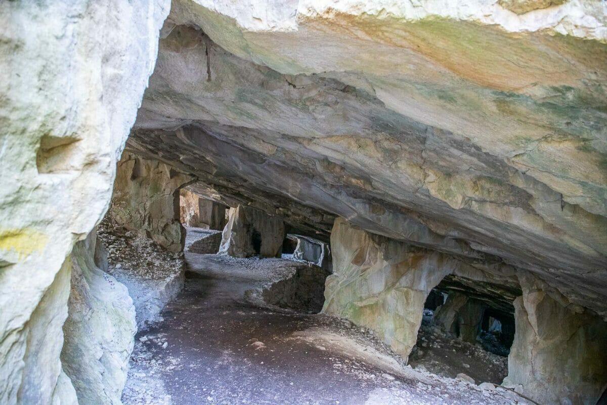 cave di oolite